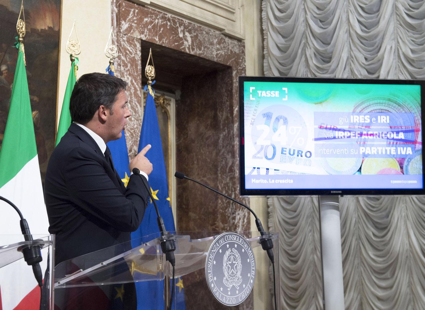 Governo - fonte: Palazzo Chigi