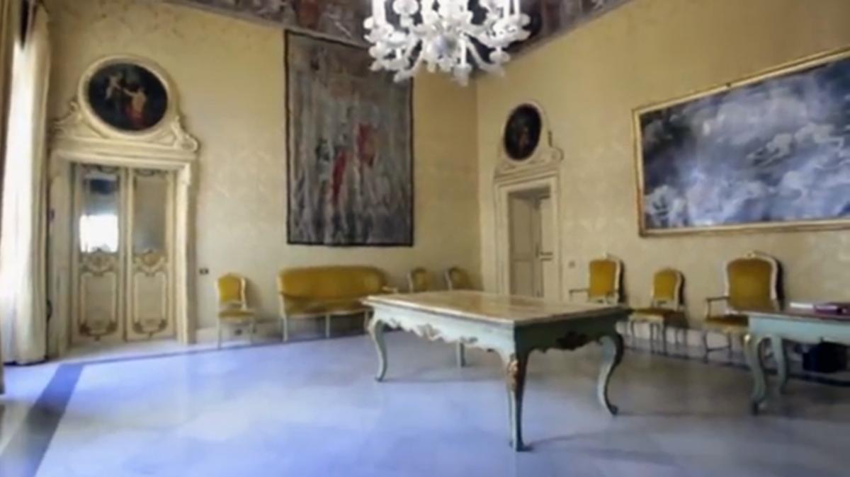 La Sala delle Scienze | www.governo.it