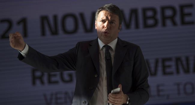 Renzi interviene all'Italian Digital Day