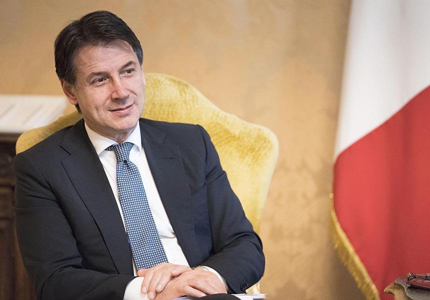 Conte alla cerimonia per il centenario della Confederazione cooperative italiane - m5stelle.com - notizie m5s