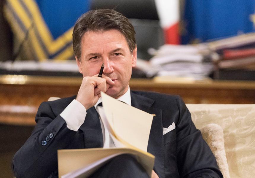 conte - Gli impegni del Presidente Conte per il 28 febbraio