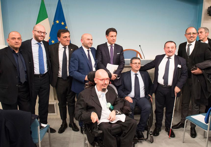 International Day of Disabled Persons, meeting with the associations - M5S notizie m5stelle.com