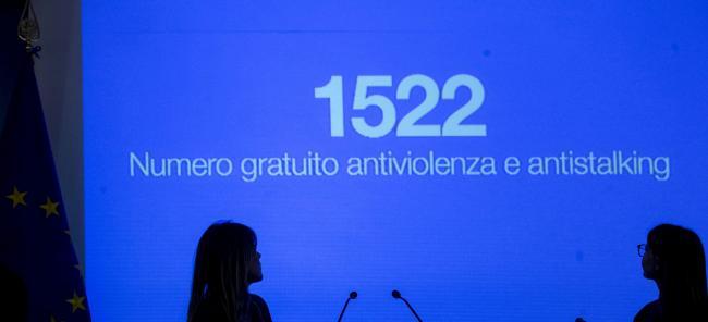 1522, la Sottosegretaria Boschi e la Consigliera Annibali presentano la campagna di comunicazione