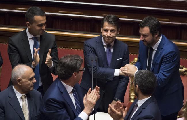 noul-premier-al-italiei-se-va-intalni-cu-cancelarul-germaniei-angela-merkel
