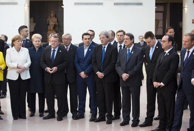 #EU60 Foto di famiglia - #EU60 Family Photo