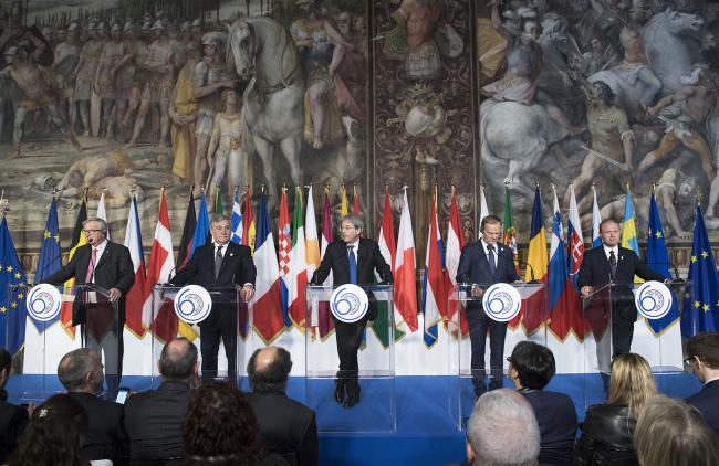#EU60, la conferenza stampa - #EU60 Press Conference