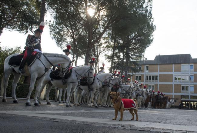 "Scuola Ufficiali dei Carabinieri ""Ugo De Carolis"""