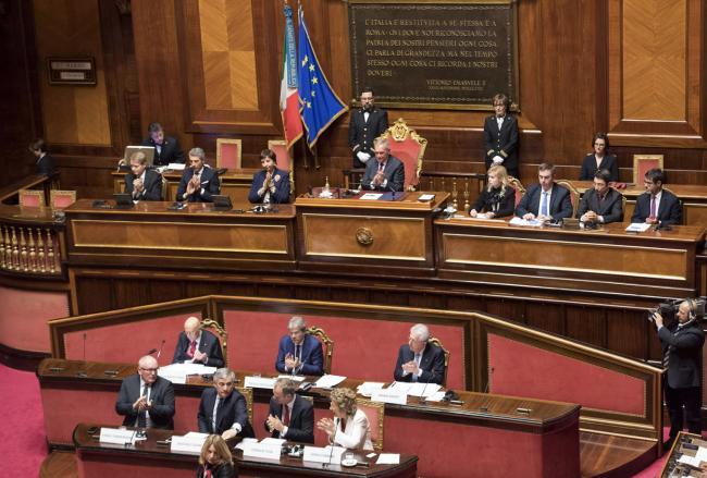 Conferenza straordinaria dei Presidenti dei Parlamenti dell'UE