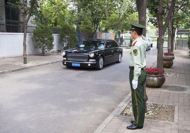 Il Presidente Gentiloni in visita in Cina