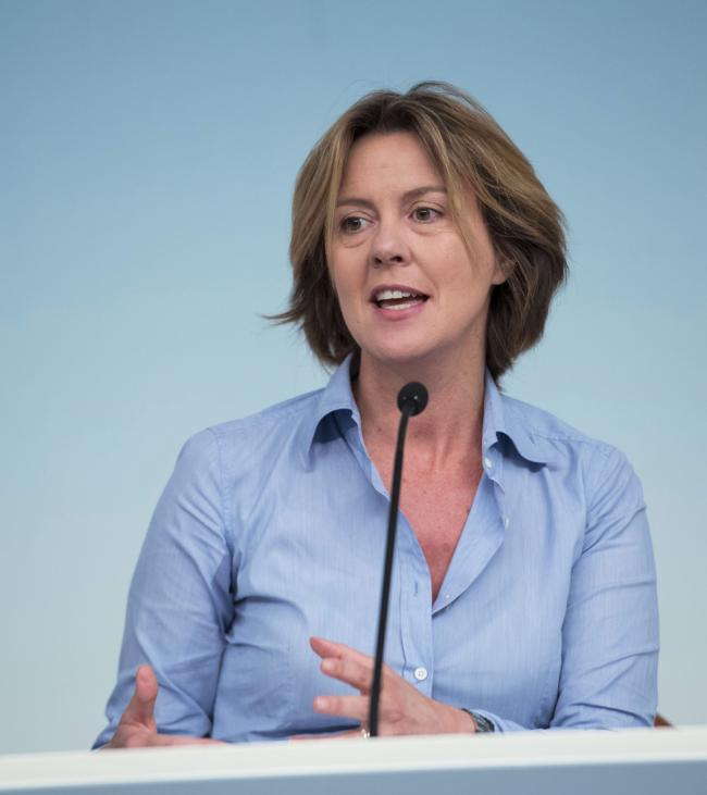 Lorenzin in conferenza stampa