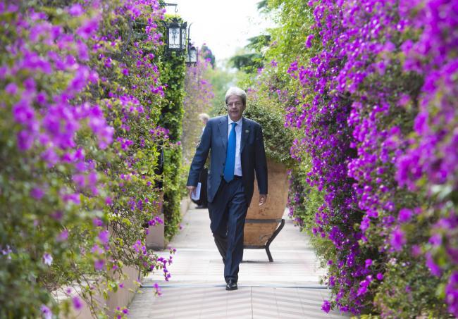 Il Presidente Gentiloni