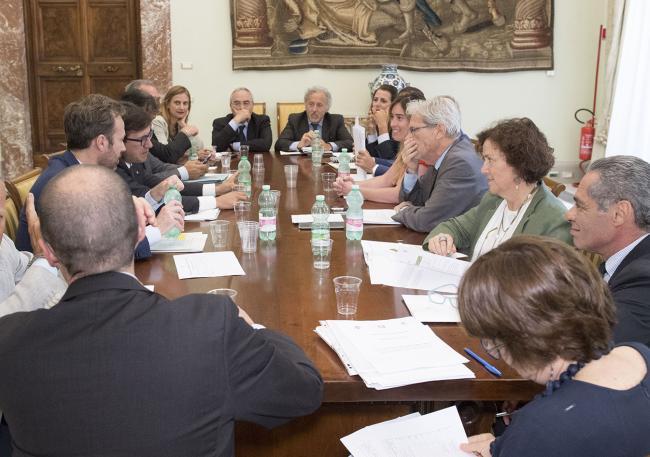Patti per la Lombardia e per Firenze, incontro con Boschi e De Vincenti