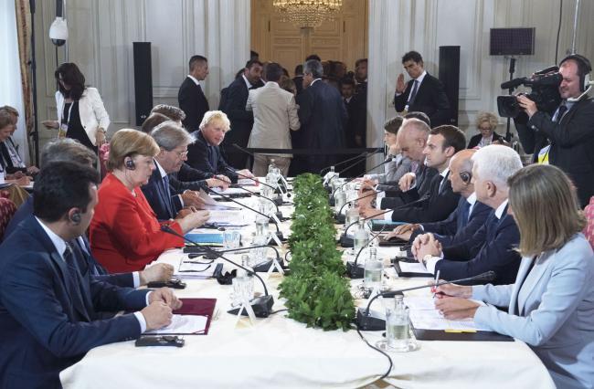 Vertice del Processo dei Balcani occidentali