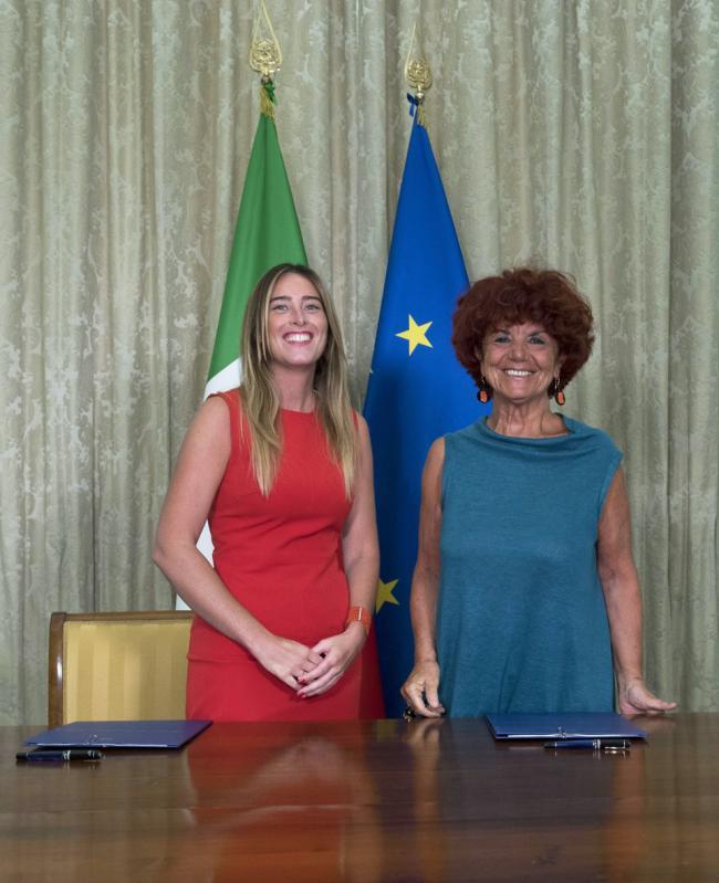 Scuola: Boschi e Fedeli firmano Protocollo d'intesa