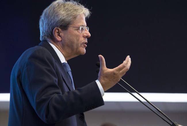 Intervento del Presidente Gentiloni alla Fiera del Levante