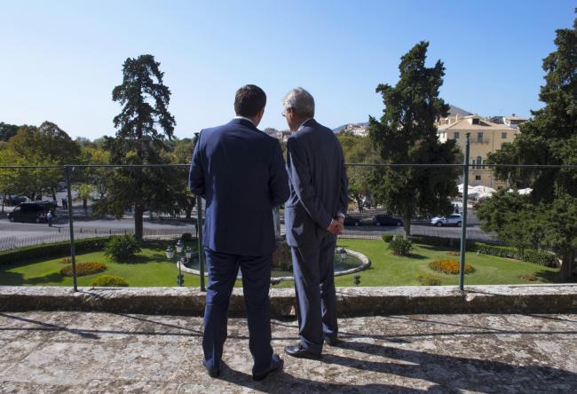 Gentiloni e Tsipras al Vertice intergovernativo Italia-Grecia