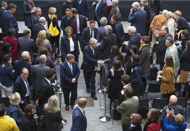 Il Presidente Gentiloni agli Stati Generali del Paesaggio