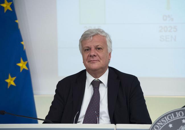 Il Ministro Galletti alla presentazione della Strategia energetica nazionale