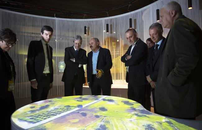 Il Presidente Gentiloni all'inaugurazione di Fico Eataly World