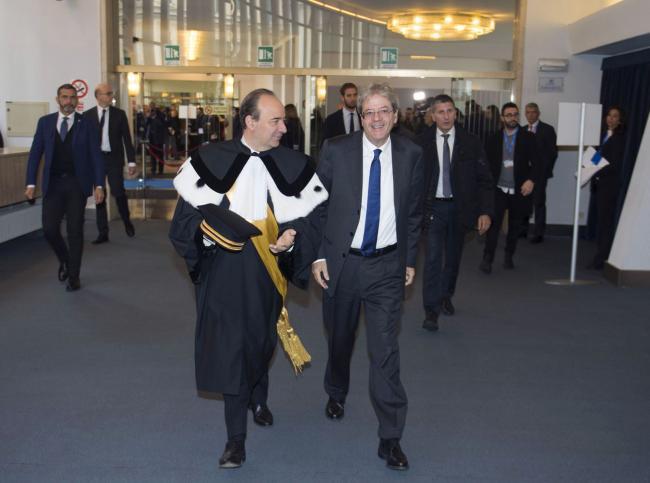 Inaugurazione dell'Anno Accademico dell'Università Cattolica