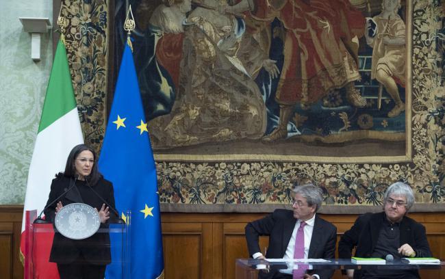 """Presentazione del rapporto """"Green Italy 2017"""""""