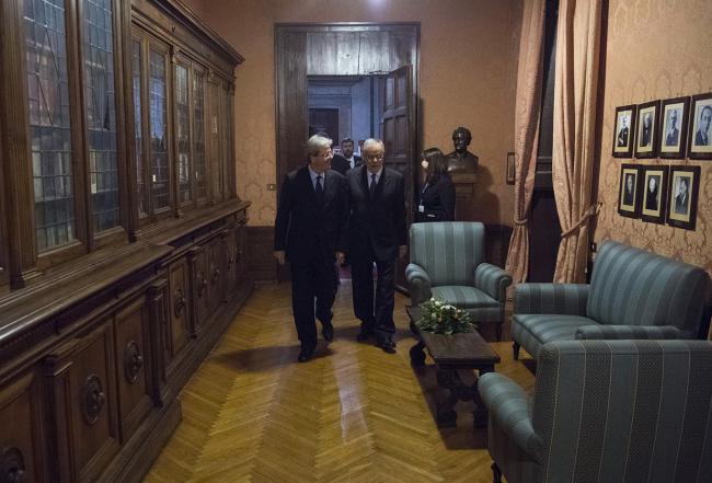 """Il Presidente Gentiloni all'incontro """"Italsimpatia, italofonia: dal brand alla lingua"""""""