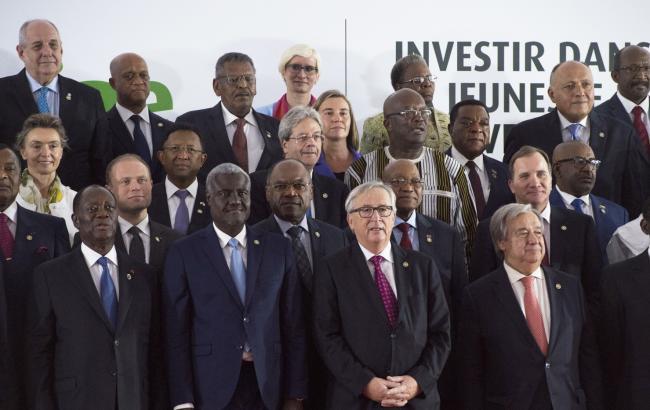 Il Presidente Gentiloni al Vertice Ue-Africa