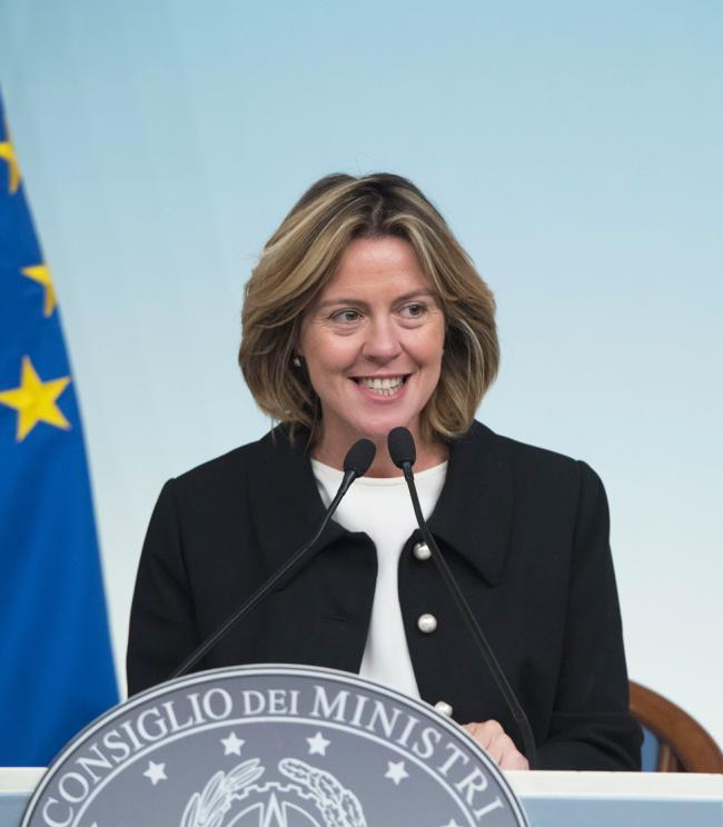 Conferenza stampa al termine del Consiglio dei Ministri n. 60
