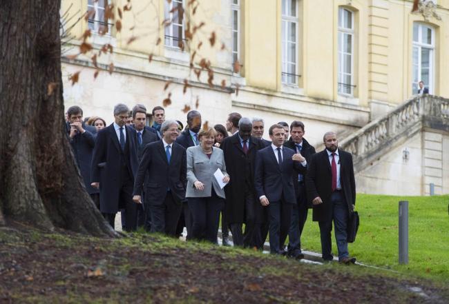 Gentiloni a Parigi per il vertice sul G5 Sahel