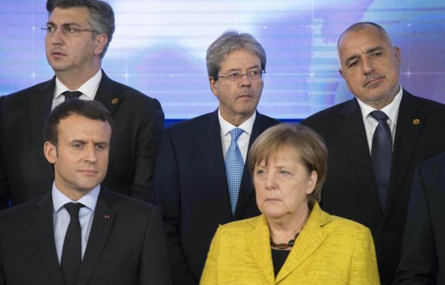 Gentiloni al Consiglio europeo, cerimonia di lancio della PeSCo