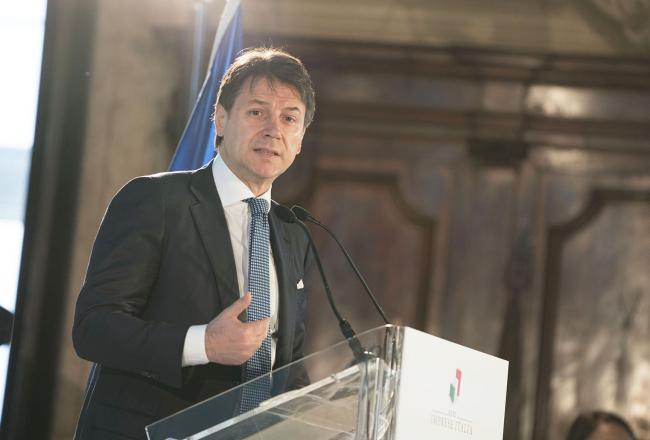 Il Presidente Conte all'Assemblea 2019 di Rete Imprese Italia