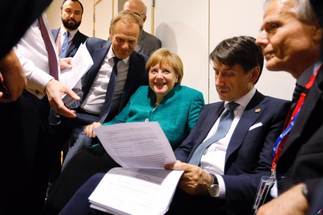 Conte al Consiglio europeo