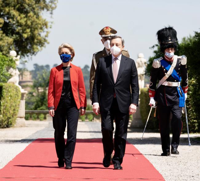 #GlobalHealthSummit, cerimonia di benvenuto - Welcome ceremony