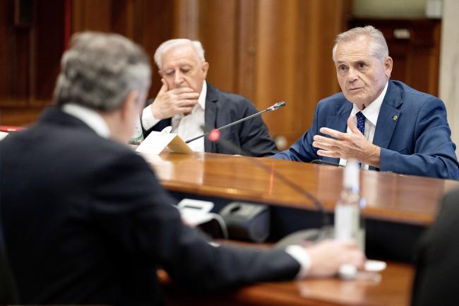 Il Presidente Draghi incontra Associazioni parenti vittime di stragi