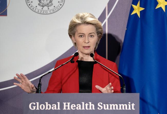 #GlobalHealthSummit, conferenza stampa congiunta - Joint press conference
