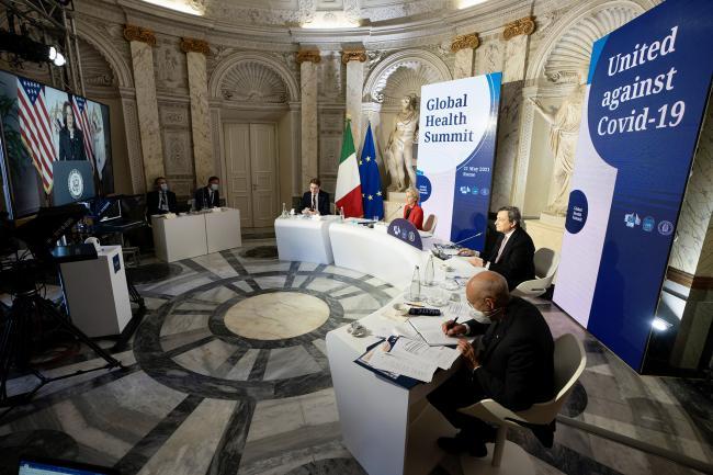 Global Health Summit - Plenary Session