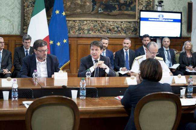 Riunione del Comitato Interministeriale per le politiche spaziali e aerospaziali