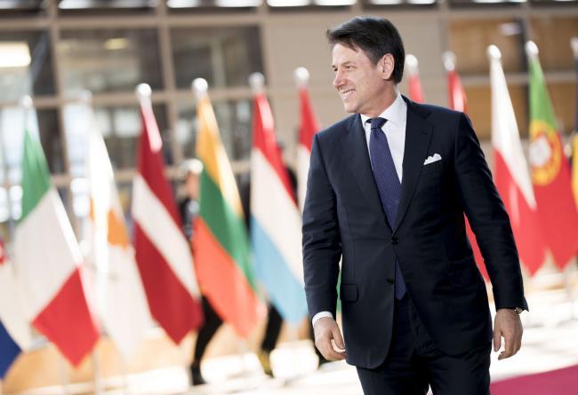 Riunione straordinaria del Consiglio europeo