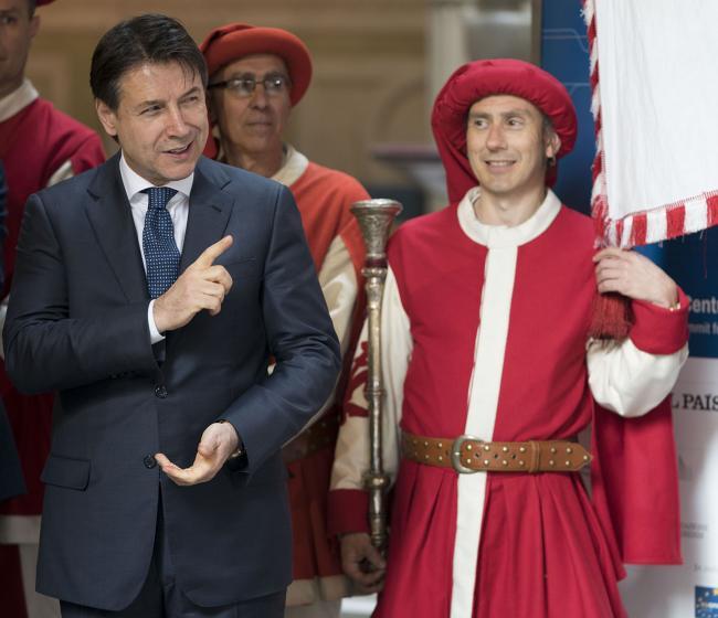 Il Presidente Conte a The State of the Union 2019