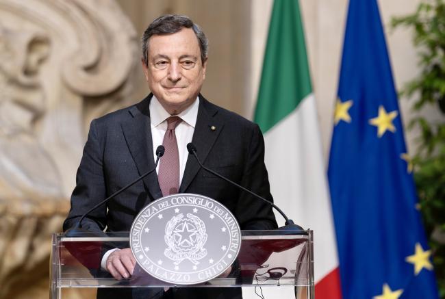 Le dichiarazioni alla stampa del Presidente Draghi al termine dell'incontro con il Primo Ministro libico Dabaiba