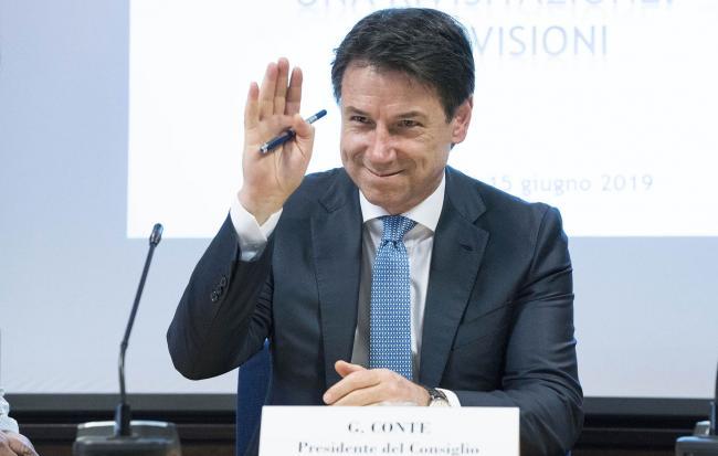 Conte all'Università Università Roma Tre