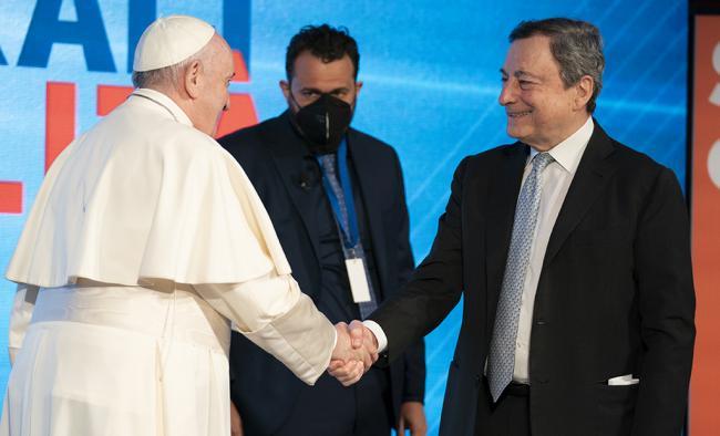 Draghi agli Stati Generali della Natalità