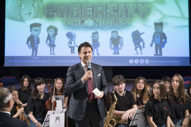 "Presentazione di ""Cybercity Chronicles"""