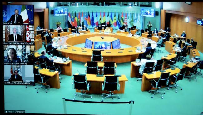 Il Presidente Draghi interviene alla Conferenza G20 Compact with Africa