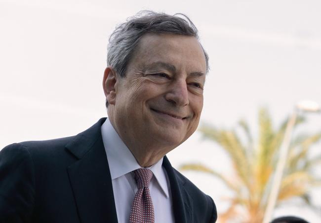 Il Presidente Draghi a Barcellona