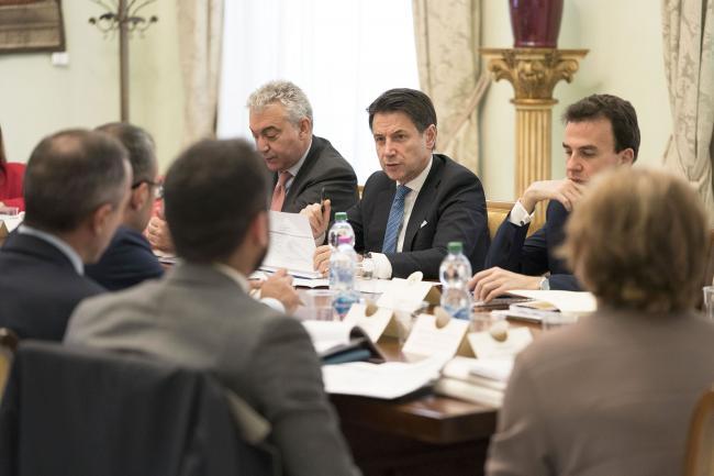 Capitanata di Foggia, seconda riunione per il Contratto di sviluppo