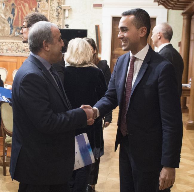 Il Governo incontra le parti sociali del Piemonte
