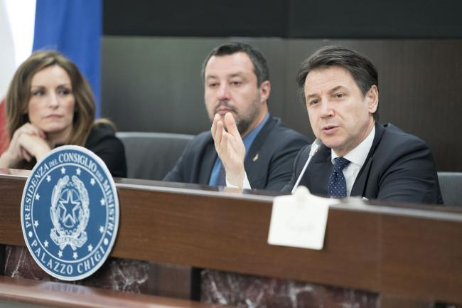 Presentazione del programma di attività per il 500° anniversario della morte di Leonardo da Vinci