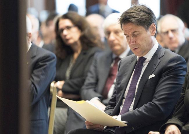 Il Presidente Conte alla Relazione annuale del Garante nazionale dei privati della libertà