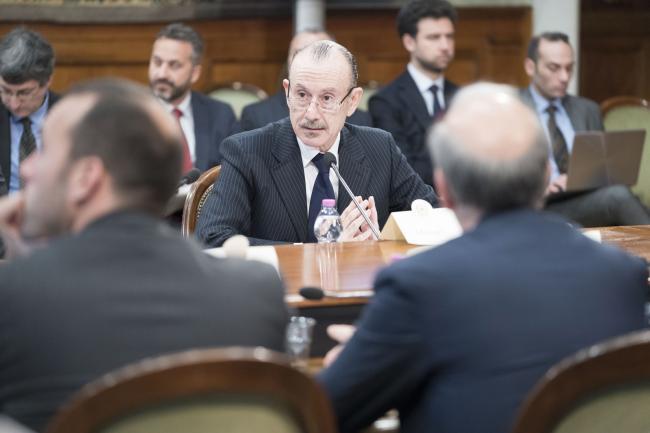 Riunione del Comitato interministeriale per le politiche relative a spazio e aerospazio